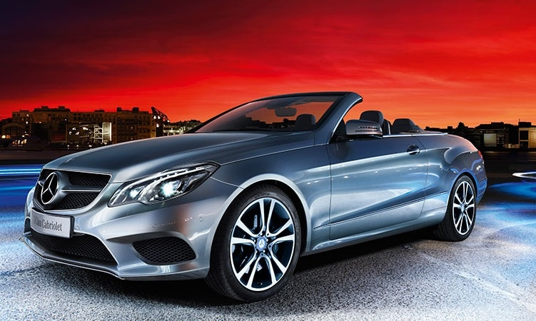 New Cars Mercedes Benz E-Class Cabriolet 2018 full information