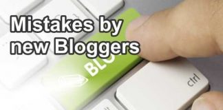 missteps by new bloggers