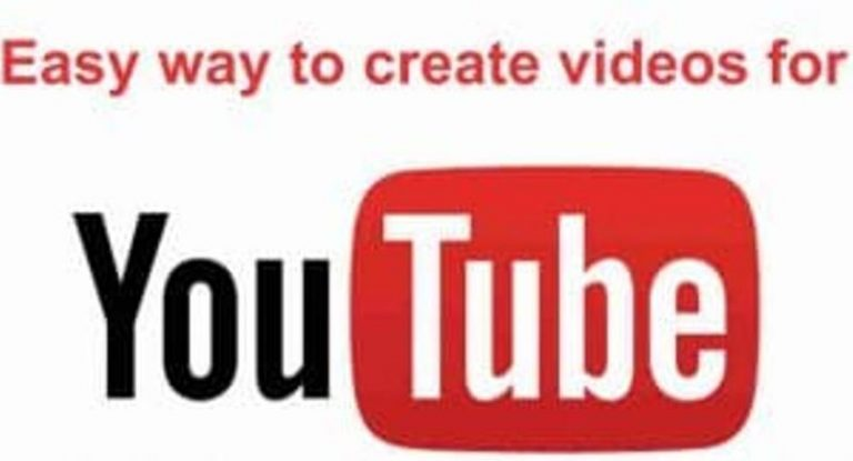 Easy method for creating Youtube Videos Urdu Hindi