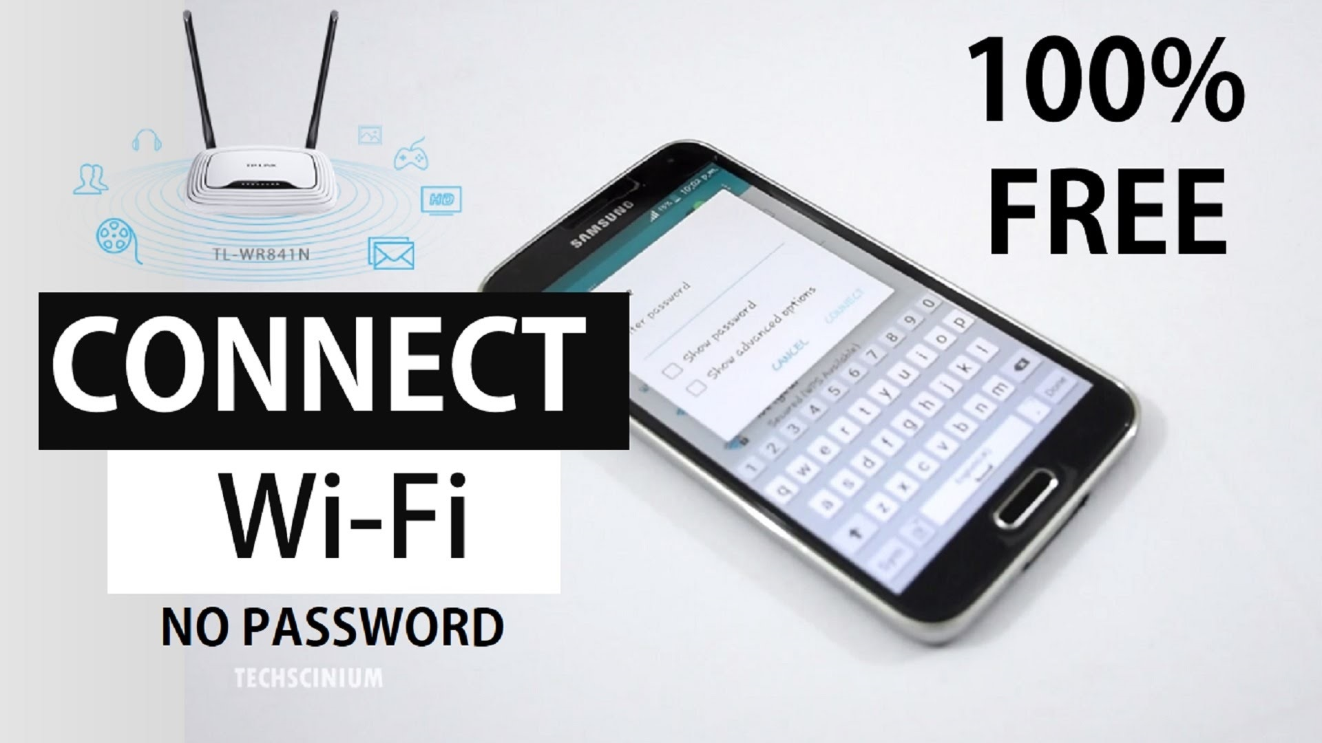 free connect wifi wps