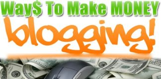 tips earn from blogging