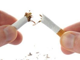 stop and quit smoking