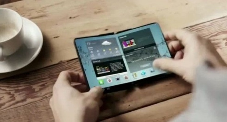 2017 flexible phone