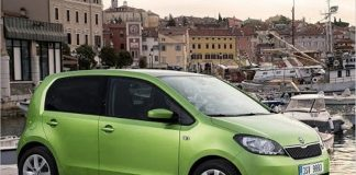 new skoda citigo