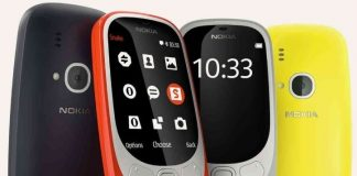 new nokia 3310 display
