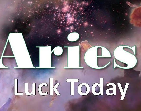 daily aries luck today