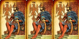today tarot emperor