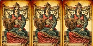 empress today tarot