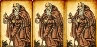 hermit today tarot