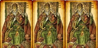 today tarot pope