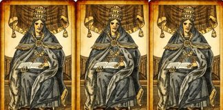 popess today tarot