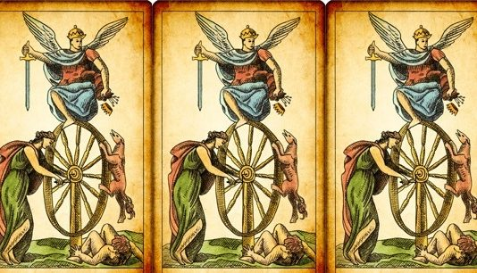 wheel tarot today