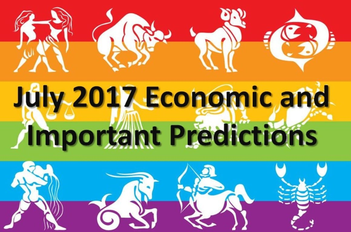 important horoscope predictions of july 2017