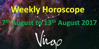 virgo weekly horoscope 7th to 13th august 2017