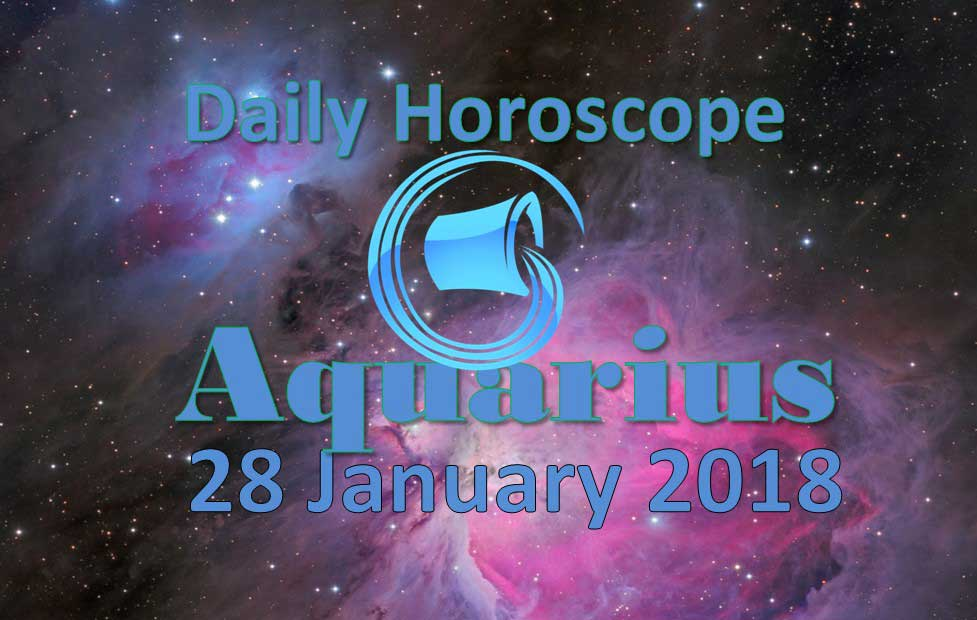 aquarius daily horoscope january 28