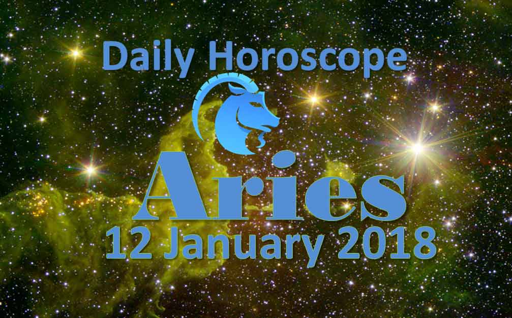horoscope january 12 aries