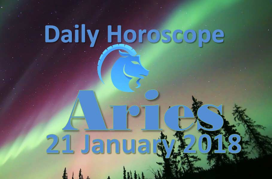 aries weekly horoscope 21 january