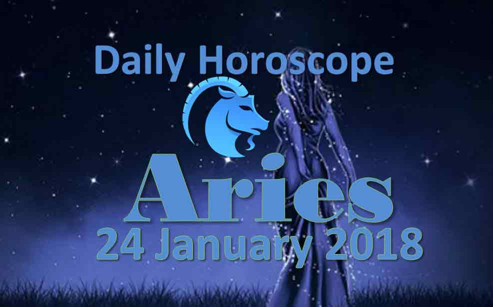 aries daily horoscope january 24