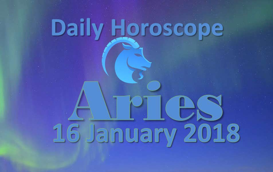 aries daily horoscope january 16