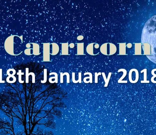 capricorn urdu horoscope 18th january 2018