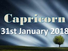 capricorn horoscope in urdu 31st january 2018