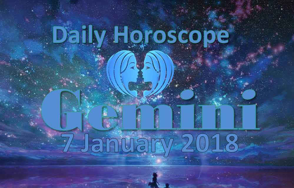 7 january gemini horoscope