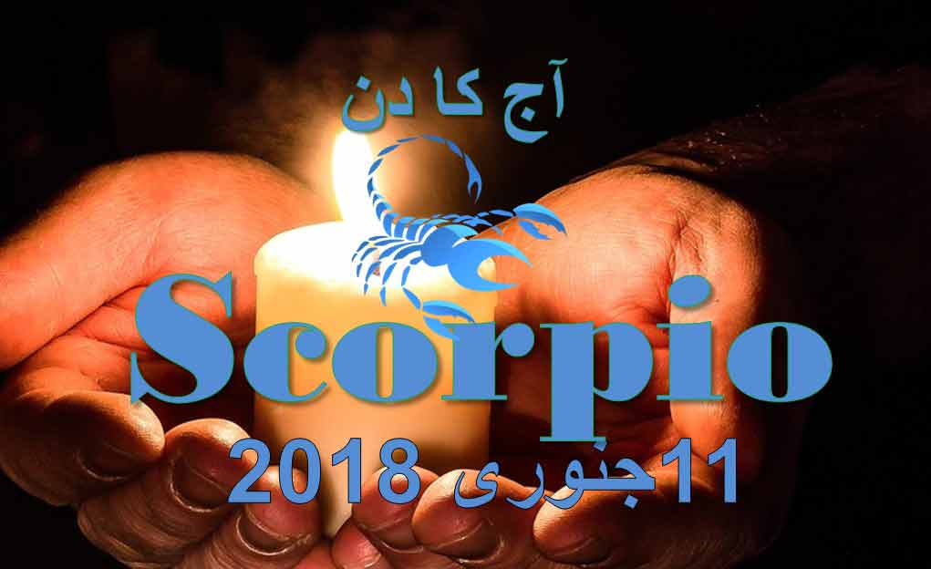 Scorpio Horoscope today January 1 2015