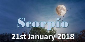 scorpio urdu horoscope 21st january 2018