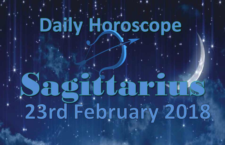 february 23 horoscope sagittarius or sagittarius