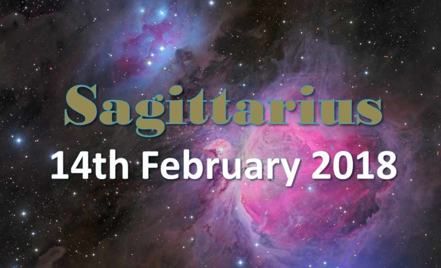 Monthly Horoscope Sagittarius February 12222