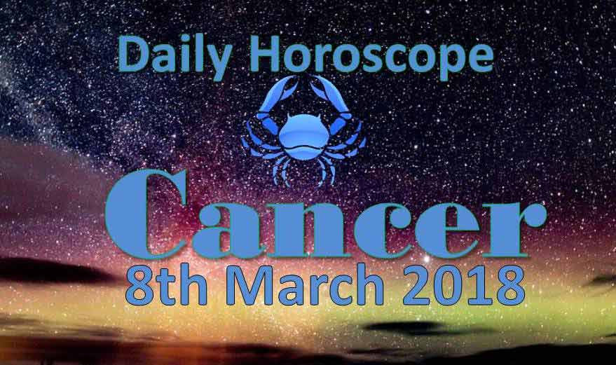horoscope cancer march