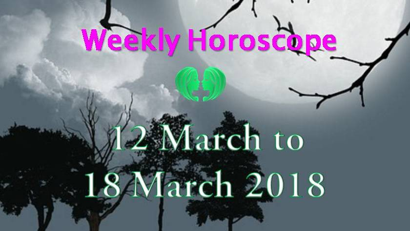 gemini horoscope march 18