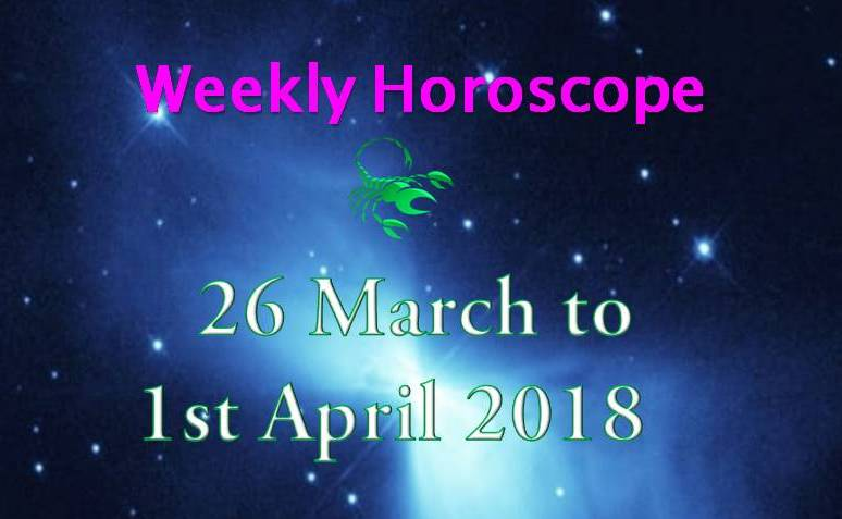 scorpio horoscope for march 26