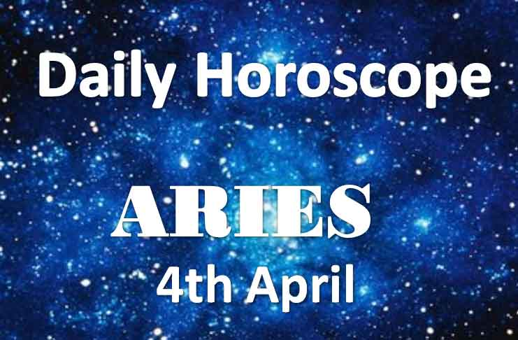 1d1d61abf Aries Daily Horoscope Today Thursday 4th April 2019