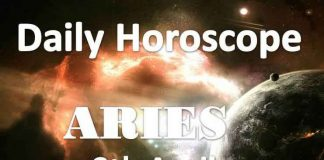 aries daily horoscope today monday 8th april 2019