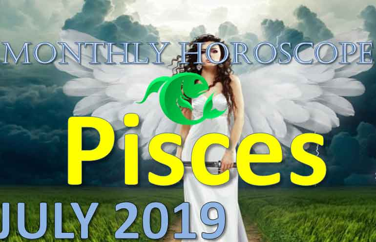 Pisces July 2019 Tarot