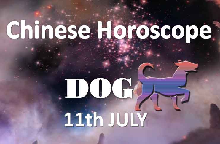 daily chinese dog horoscope 11th july 2019