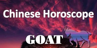 daily chinese horoscope of goat 15th july 2019