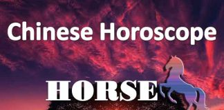 daily chinese horoscope of horse 15th july 2019