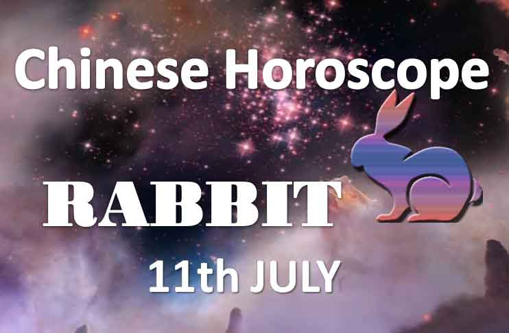 daily chinese rabbit horoscope 11th july 2019