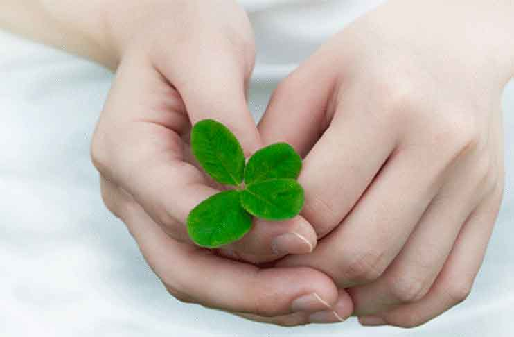 How to attract luck, in 9 psychological Hacks