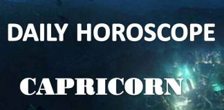 capricorn daily horoscope 15th october 2019