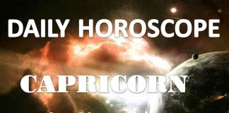 capricorn daily horoscope 1st november 2019