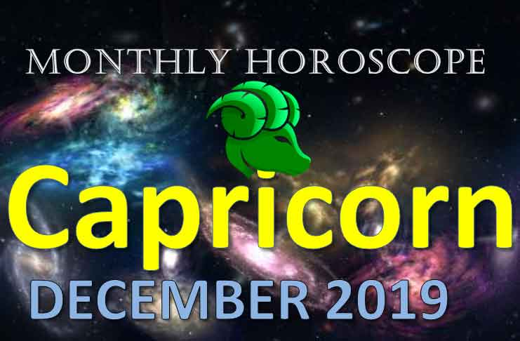 Capricorn this December 2019 | Monthly Horoscope
