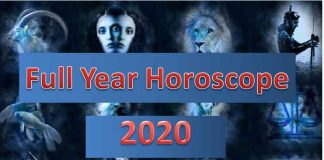 horoscopes of 2020
