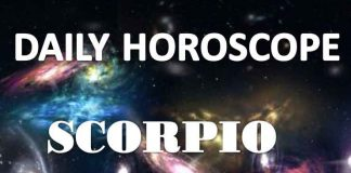 scorpio daily horoscope 6th november 2019