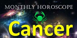 cancer monthly horoscope for march 2020