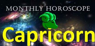 capricorn monthly horoscope for march 2020