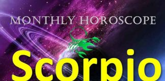 scorpio monthly horoscope april 2020