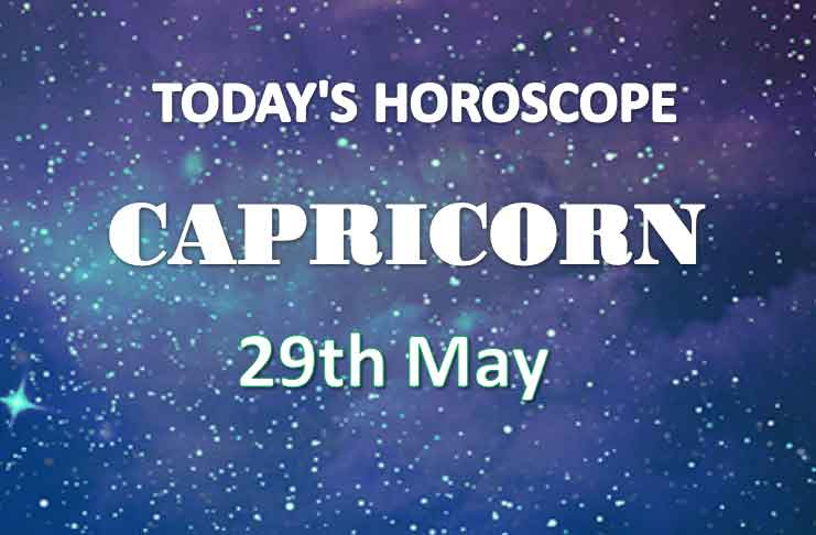 capricorn daily horoscope 29th may 2020